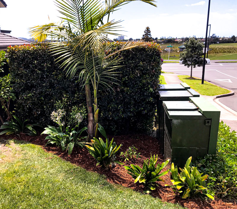 lawn edging services